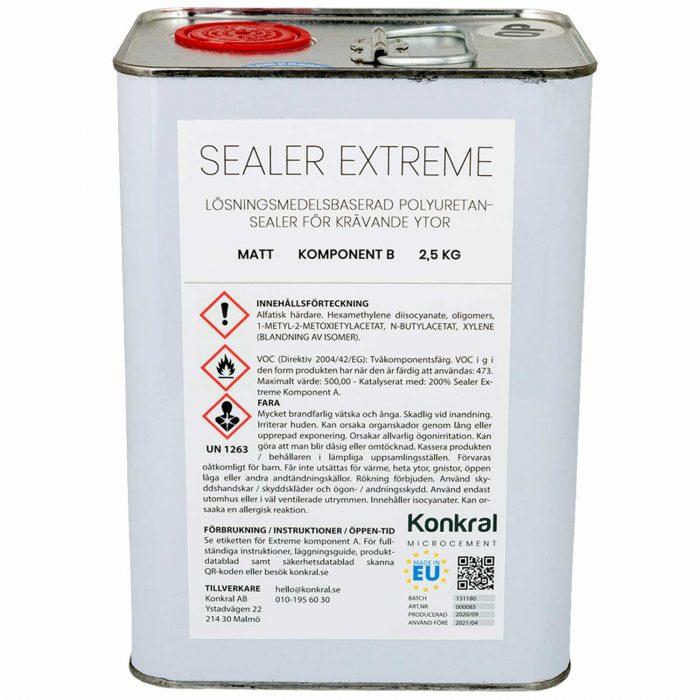 Sealer Extreme